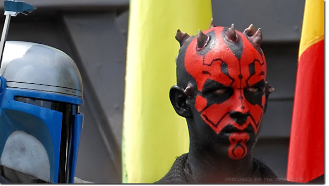 Star Wars Weekend Darth Maul