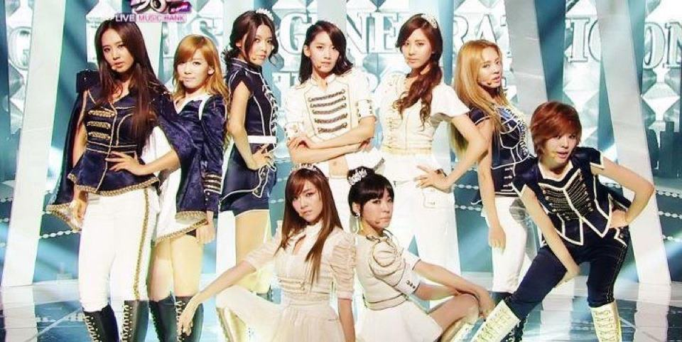 What is your favorite group outfit/look?  kpop