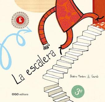 """Nuevo libro """"La escalera"""" de 2 a 7 años."""