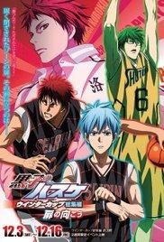 Watch Kuroko no Basket Movie 3: Winter Cup Online Free 2016 Putlocker