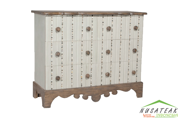 Bireun Chest of Drawers - Nusa Teak
