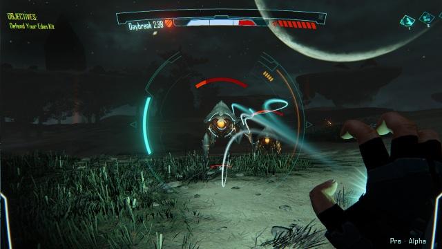 Eden Star PC Gameplay