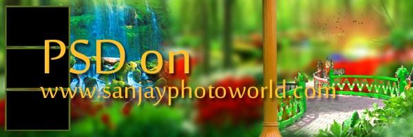 Sanjay Photo World: psd Karizma wedding album designs vol. 07