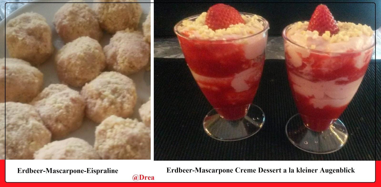erdbeer mascarpone creme dessert a la kleiner auge rezepte suchen