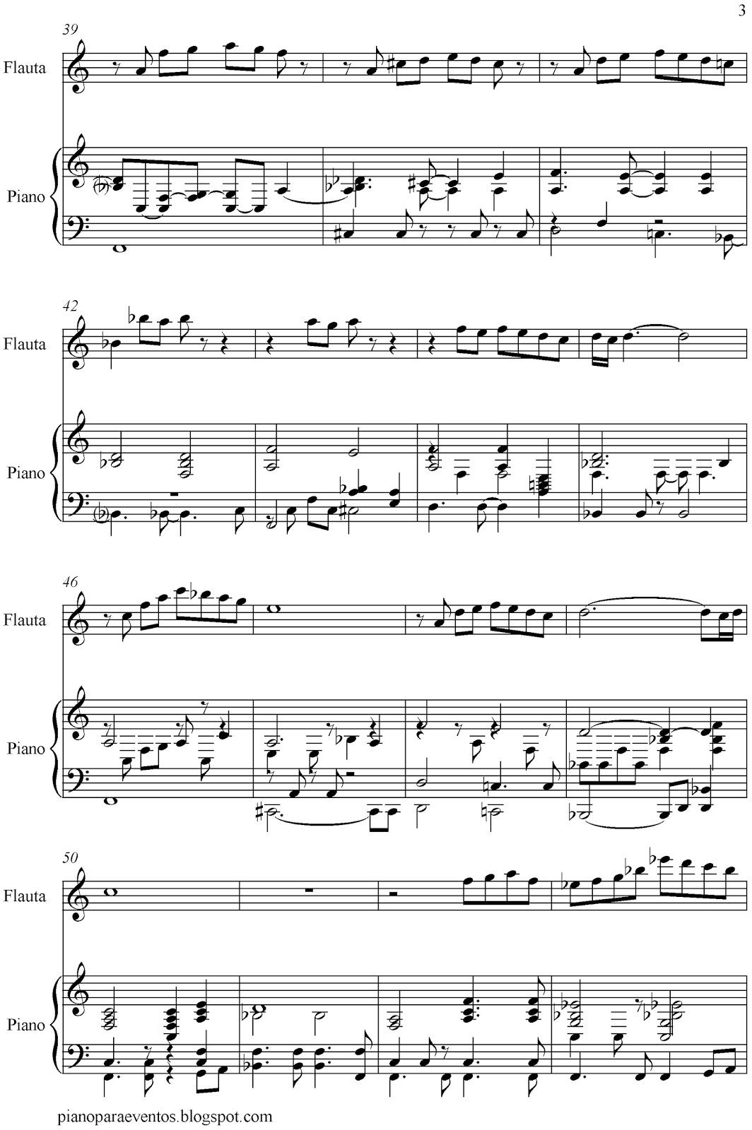 i want you back band score pdf