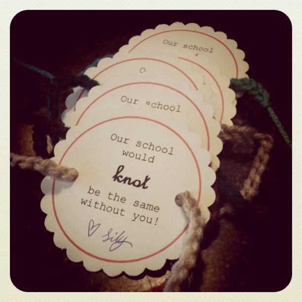 Crochet Valentine's Day Bracelets