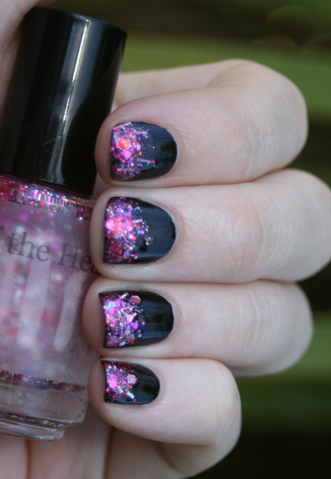 Pahlish Total Eclipse of the Heart gradient