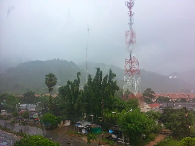 Kathu hills Phuket