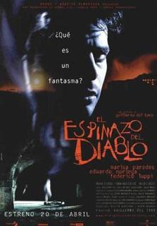 descargar El Espinazo del Diablo (2001)