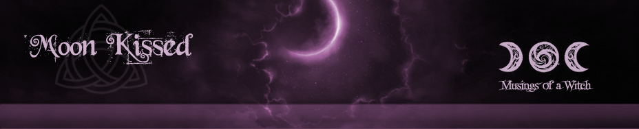Moon Kissed: Musings of a Witch