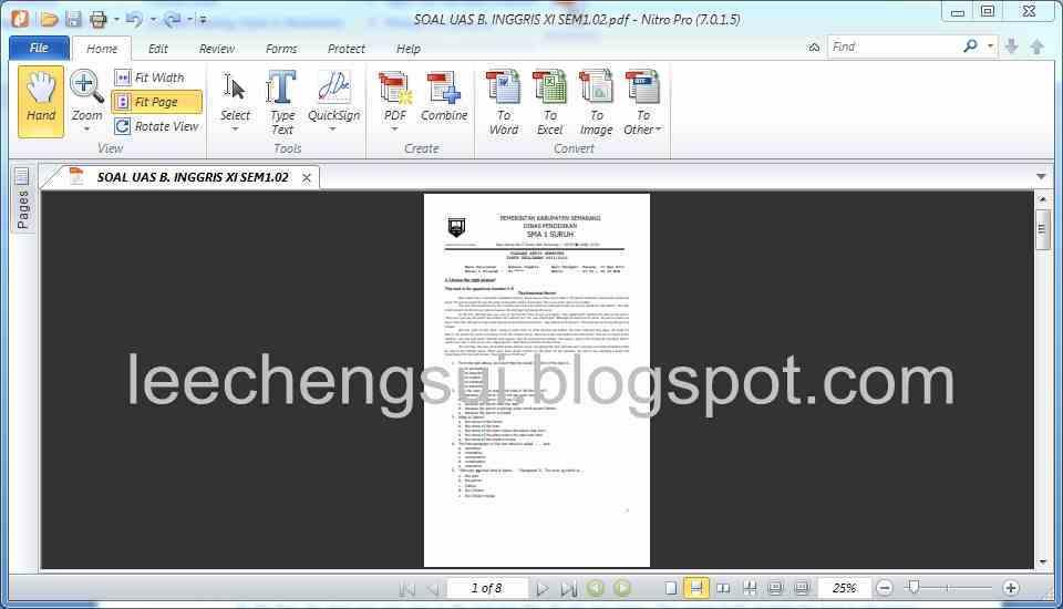 Download Foxit Advanced PDF Editor - latest version