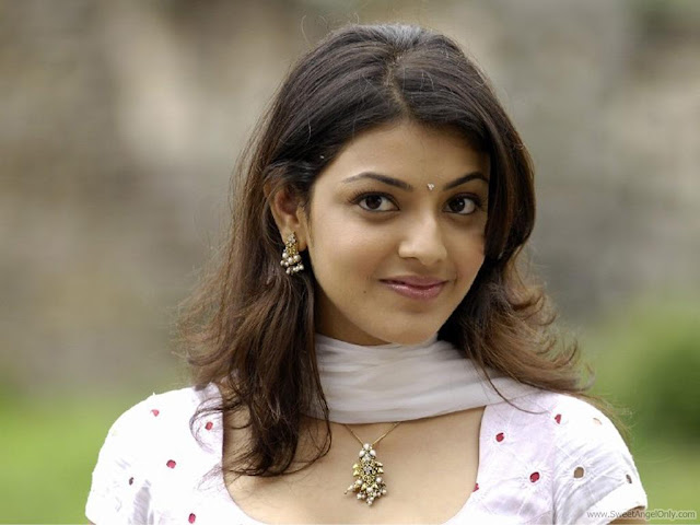 Kajal Agarwal Tollywood Actress Wallpaper