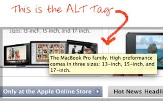 Mengoptimalkan Penggunaan Alt Tag pada Gambar