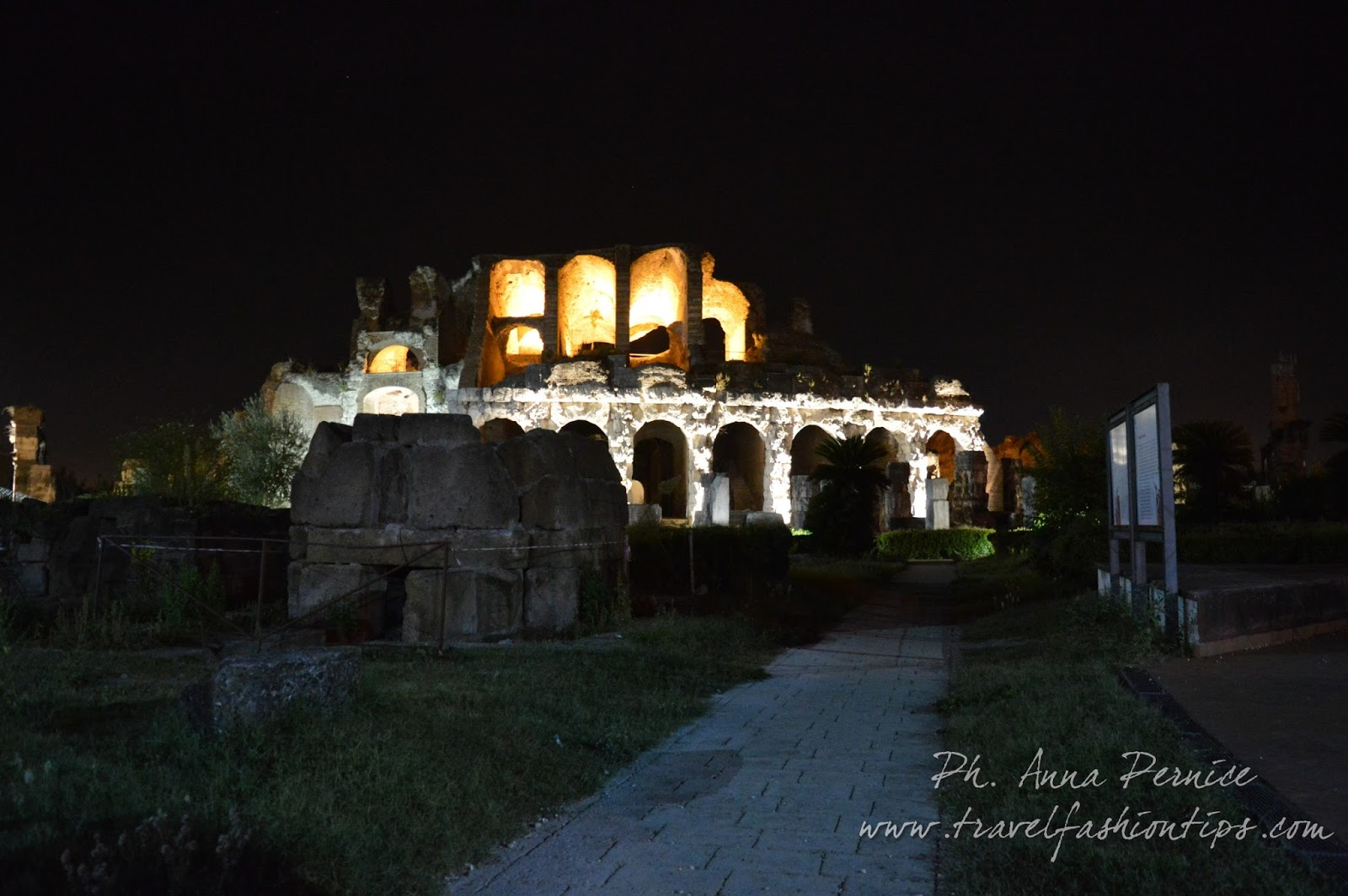 L anfiteatro campano di santa maria capua vetere - Piscina santa maria capua vetere ...