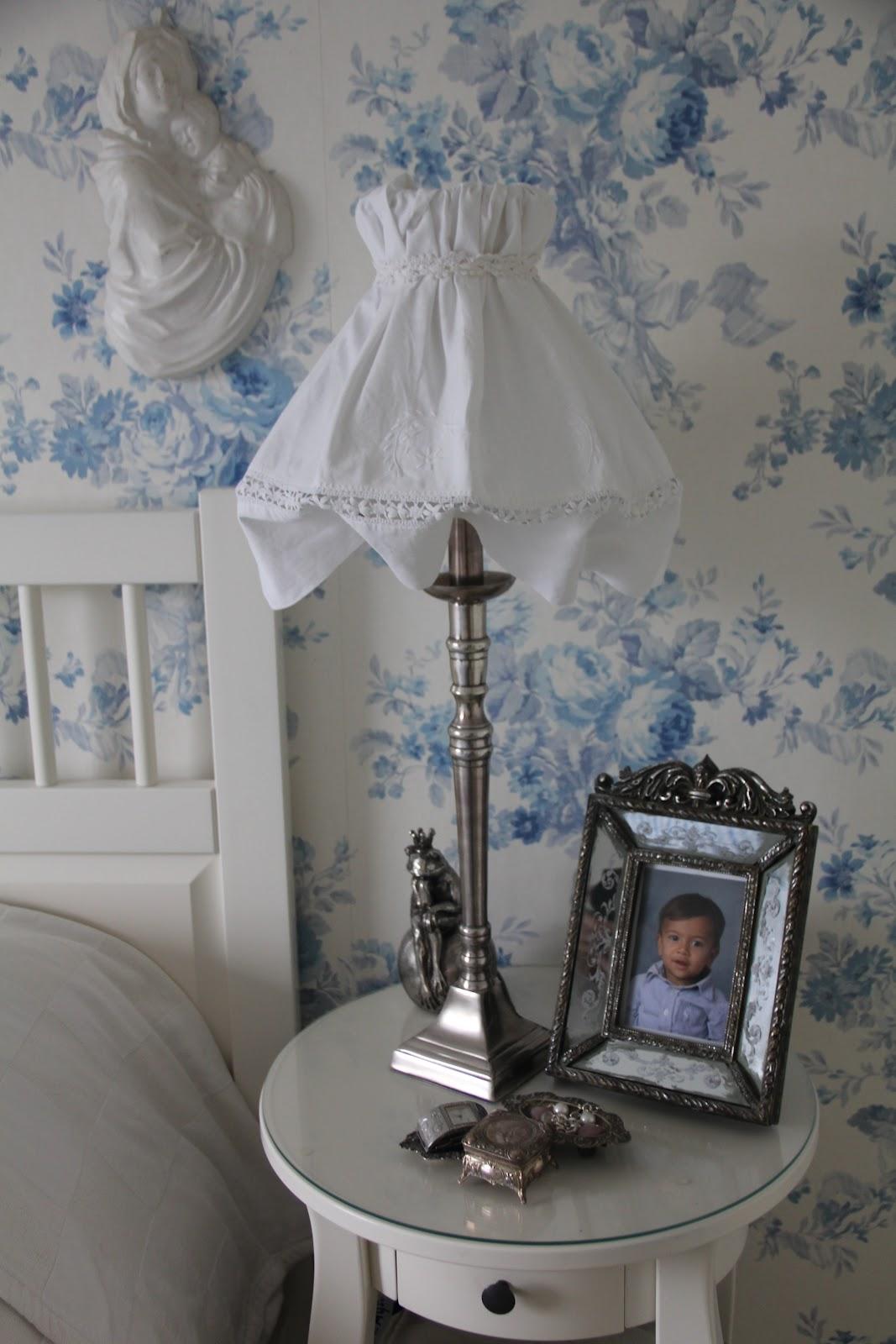 Benoida: romantiskt sovrum