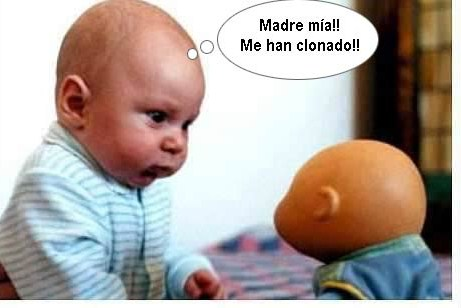 CHISTES CON BEBES