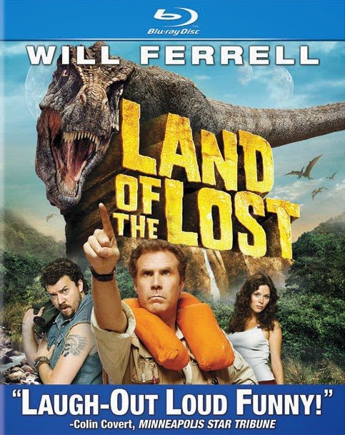 Land of the Lost 2009 Dual Audio Hindi-English 300mb BRRip 480p