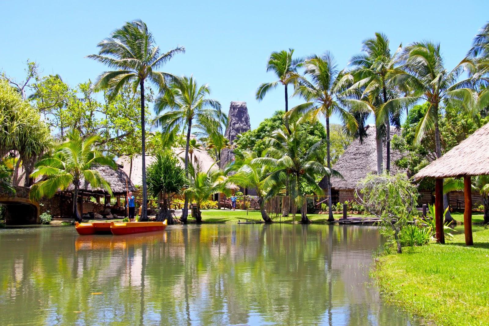 Polynesian Cultural Center Circle on Polynesian Cultural Center Buffet