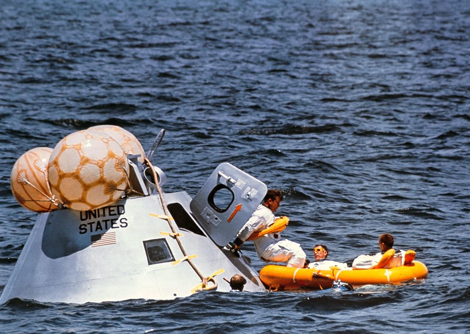 Amerizaje Apolo 7