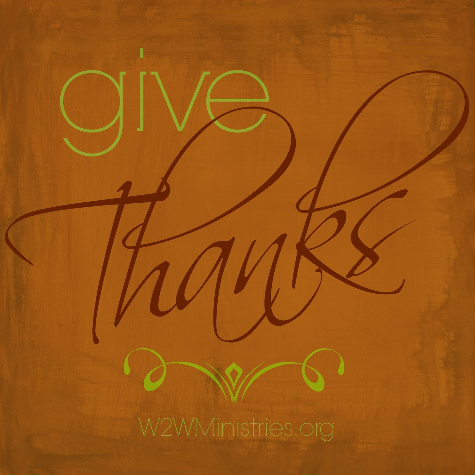 Give Thanks #thanksgiving