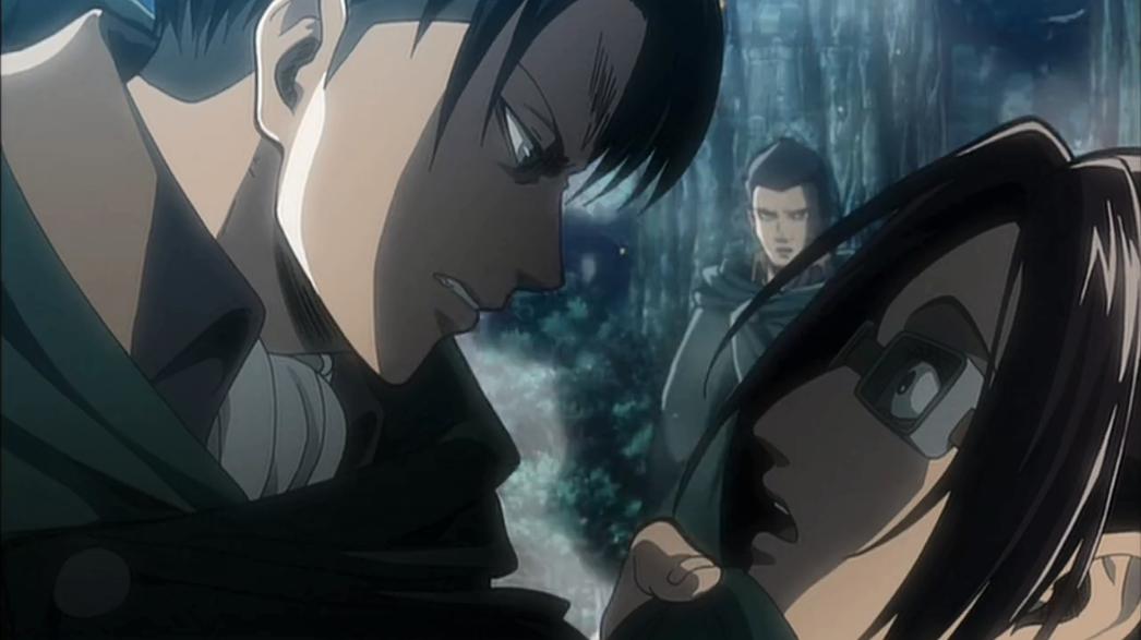 Assistir Shingeki no Kyojin: Ilse no Techou – (OVA) 01