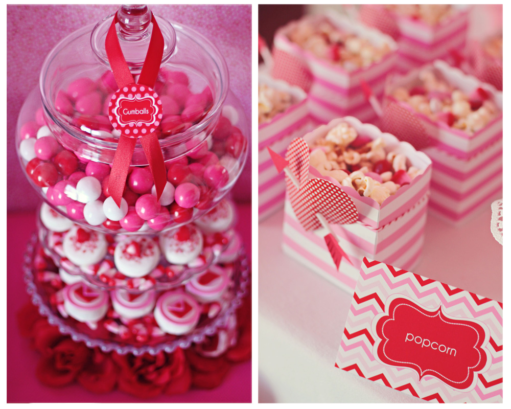 Using Printables Is Such An Easy Way To Get A Party Started And For This  Valentines Set I Wanted To Create Something That Could Work For All Types  Of ...