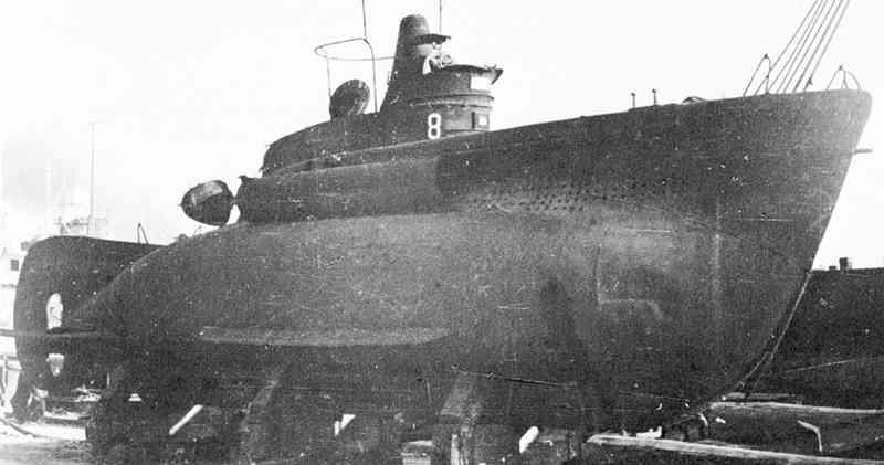 ww2 midget submarines x class