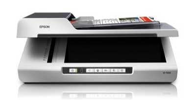 Epson Workforce GT 1500 Images