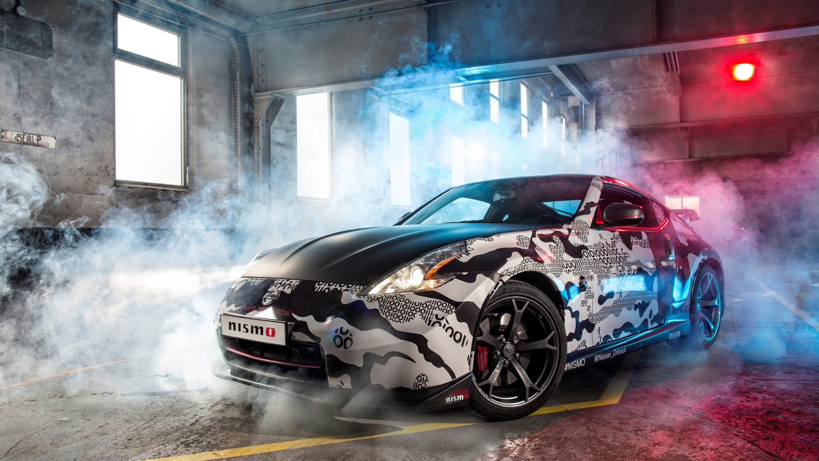 (from Nissan Press Release) Nissan 370Z NISMO Set To Star In The 2013  Gumball 3000 Rally In Europe Next NISMO Road Car Makes Dynamic Debut