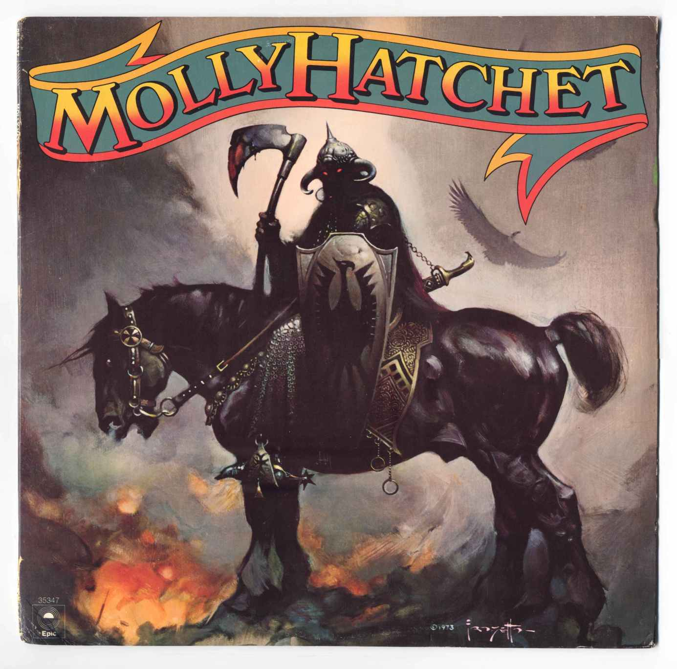 flirtin with disaster album cover Molly hatchet is an american southern metal band formed in jacksonville, florida, in 1975 they are known for their hit song flirtin' with disaster from the album of the same title.