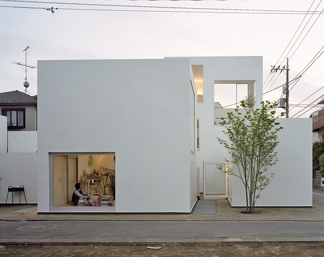 Harmony and design wedeco admirando a kazuyo sejima for Architettura giapponese