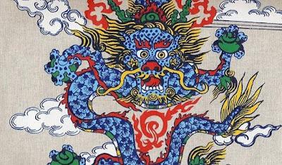 Druk - Naga Mitologi Bhutan