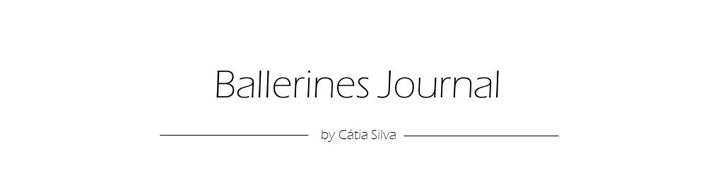 Ballerines Journal from Cátia