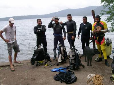 Environmental Volunteer Lake Apoyo Nicaragua