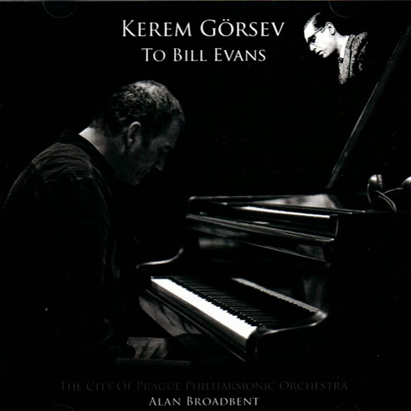 Kerem Görsev - To Bill Evans /2013) Albüm Tanıtımı