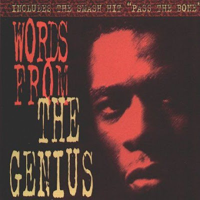 GZA – Words From The Genius (CD) (1991) (320 kbps)