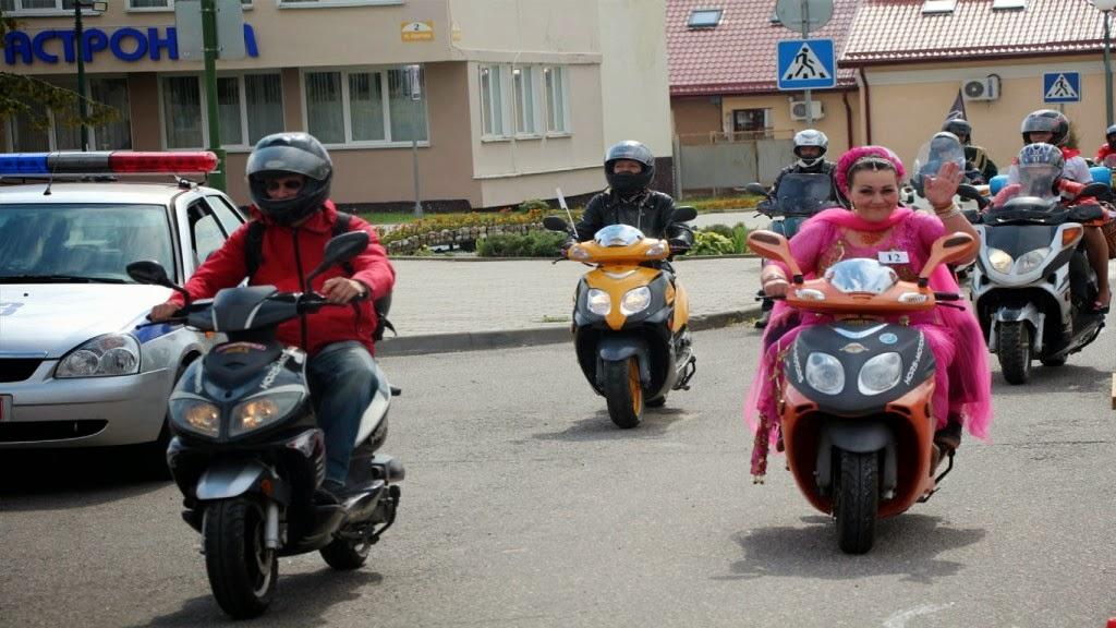 Скутер дей 2014 в Вороново