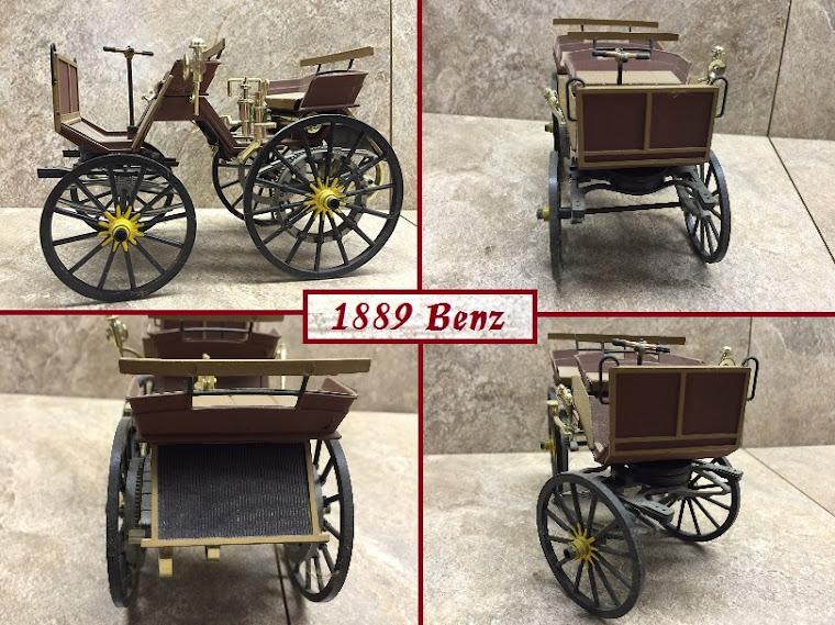 1889 Benz ~