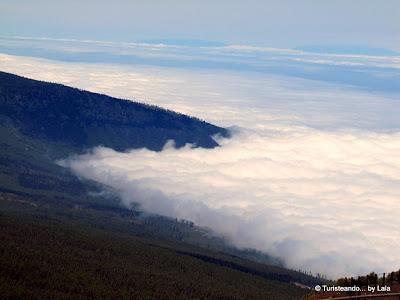 Mar Nubes Teide, Tenerife