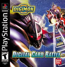 Digimon - Digital Card Battle - PS1 - ISOs Download