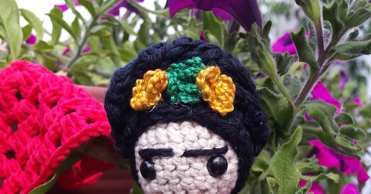 Frida Amigurumi Patron : Best patrones amigurumi en español images