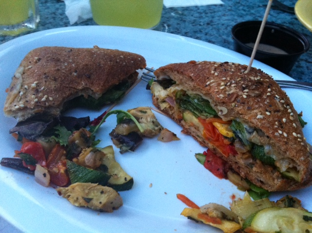 Vegetarians taste better review vegetarian friendly bar for Bar food vegetarian