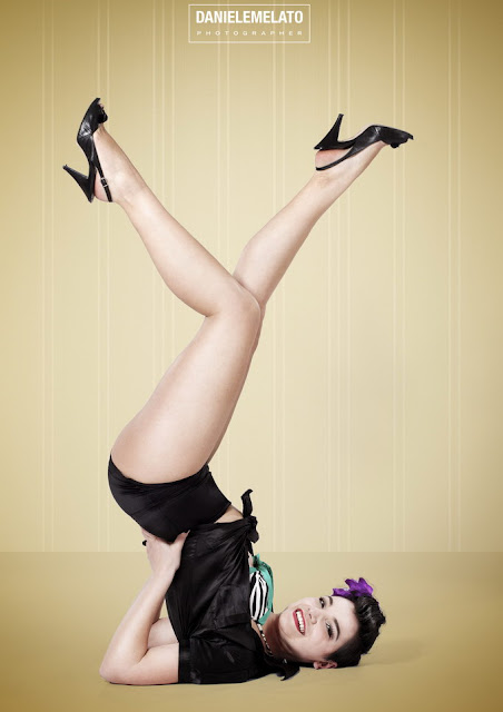 Pin Up Photos by Daniele Melato