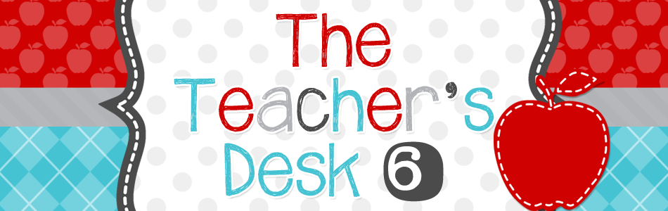 The Teacher's Desk 6...