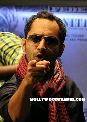Fahadh Faasil turns ad filmmaker for Vinod Vijayan