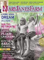 Contributing Writer  MaryJanesFarm Magazine