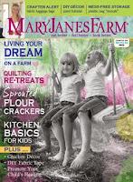 Contributing Writer  MaryJanesFarm Magazine