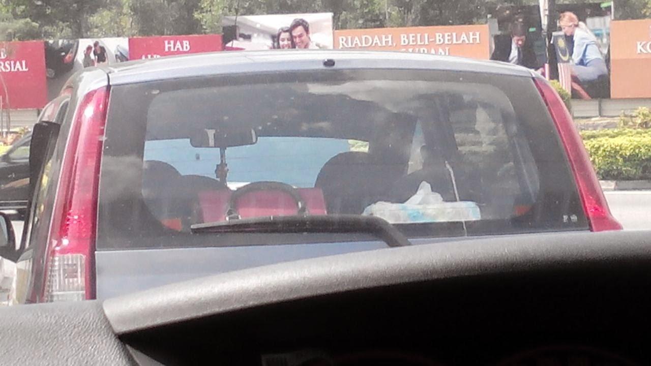 Bahaya Dik Non Letak Handbag Kat Situ