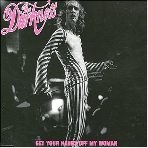 get your hands off my woman: