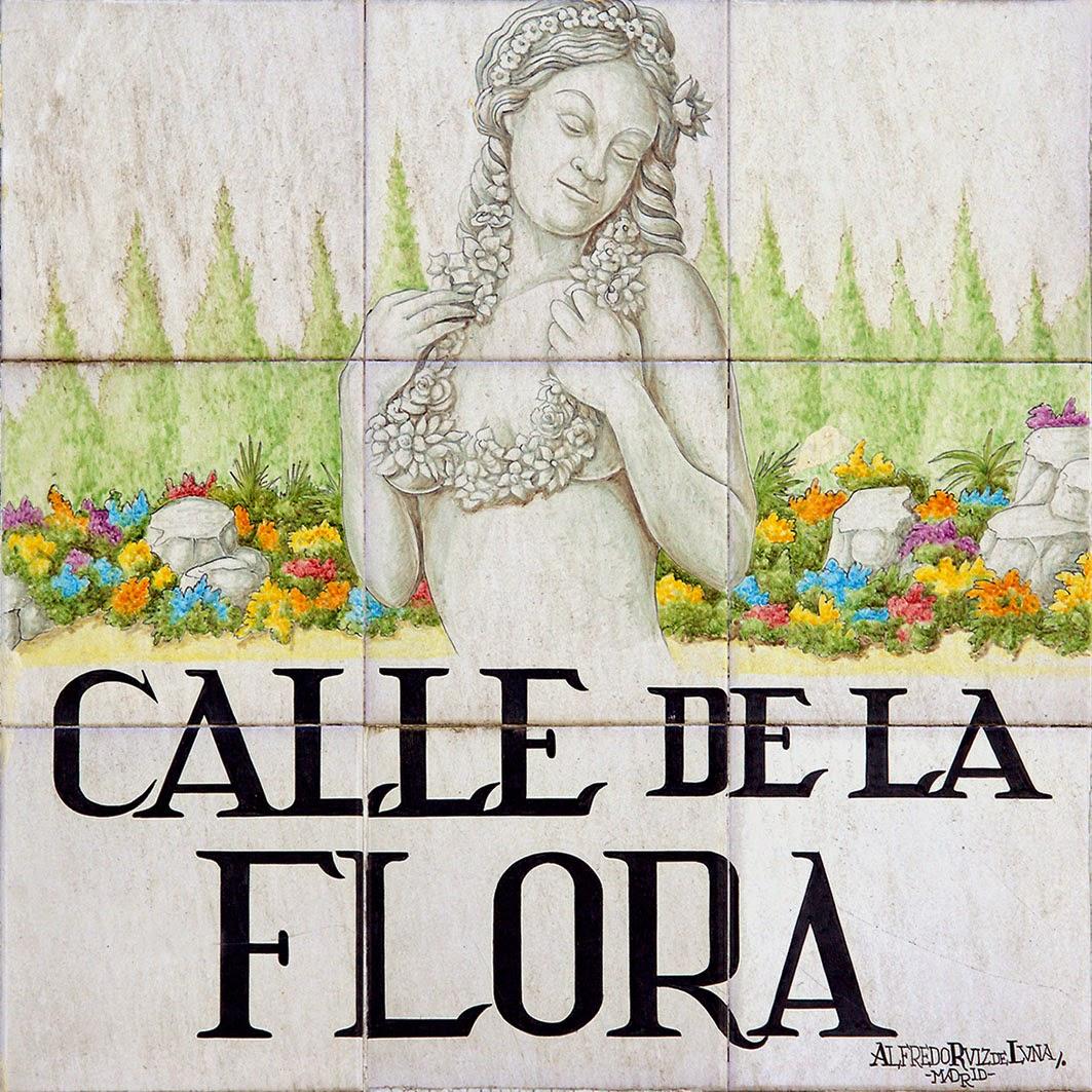 Calle de la Flora